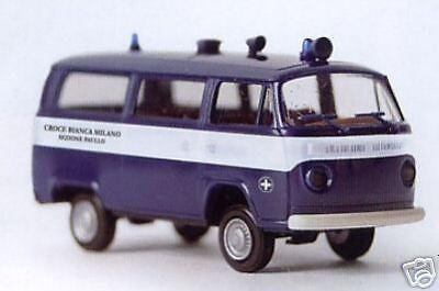 # 33116 VW T2 Bus /'Croce Bianco Milano/' BREKINA HO