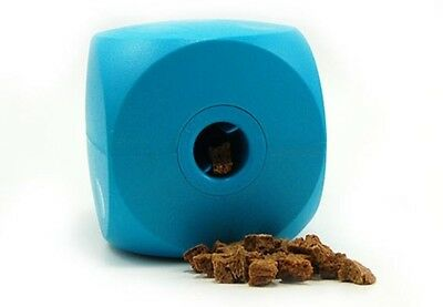 BUSTER CUBE DOG TOY - Dispenses Treats or Kibble - Large Dogs