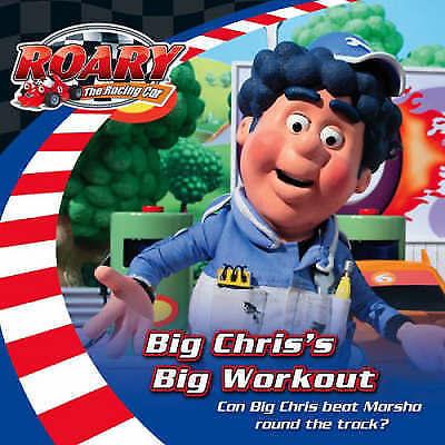 (Good)-Roary the Racing Car – Big Chris' Big Workout (Paperback)--0007262582