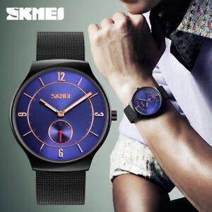 Watch-Men-039-s-Business-Causal-Watches-Wristwatches-Quartz-Relogio-30m-Waterproof