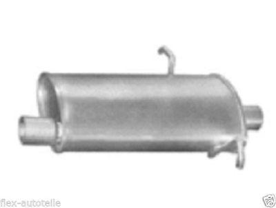 Combi Endschalldämpfer du silencieux d/'échappement volvo 940 I II 2,0 I 2,3 I 2,4 Diesel