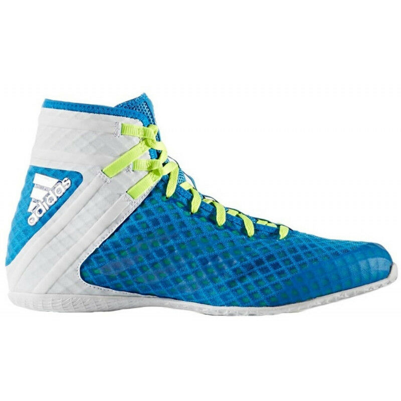 Mens Adidas Speedex 161 Boxing shoes - bluee