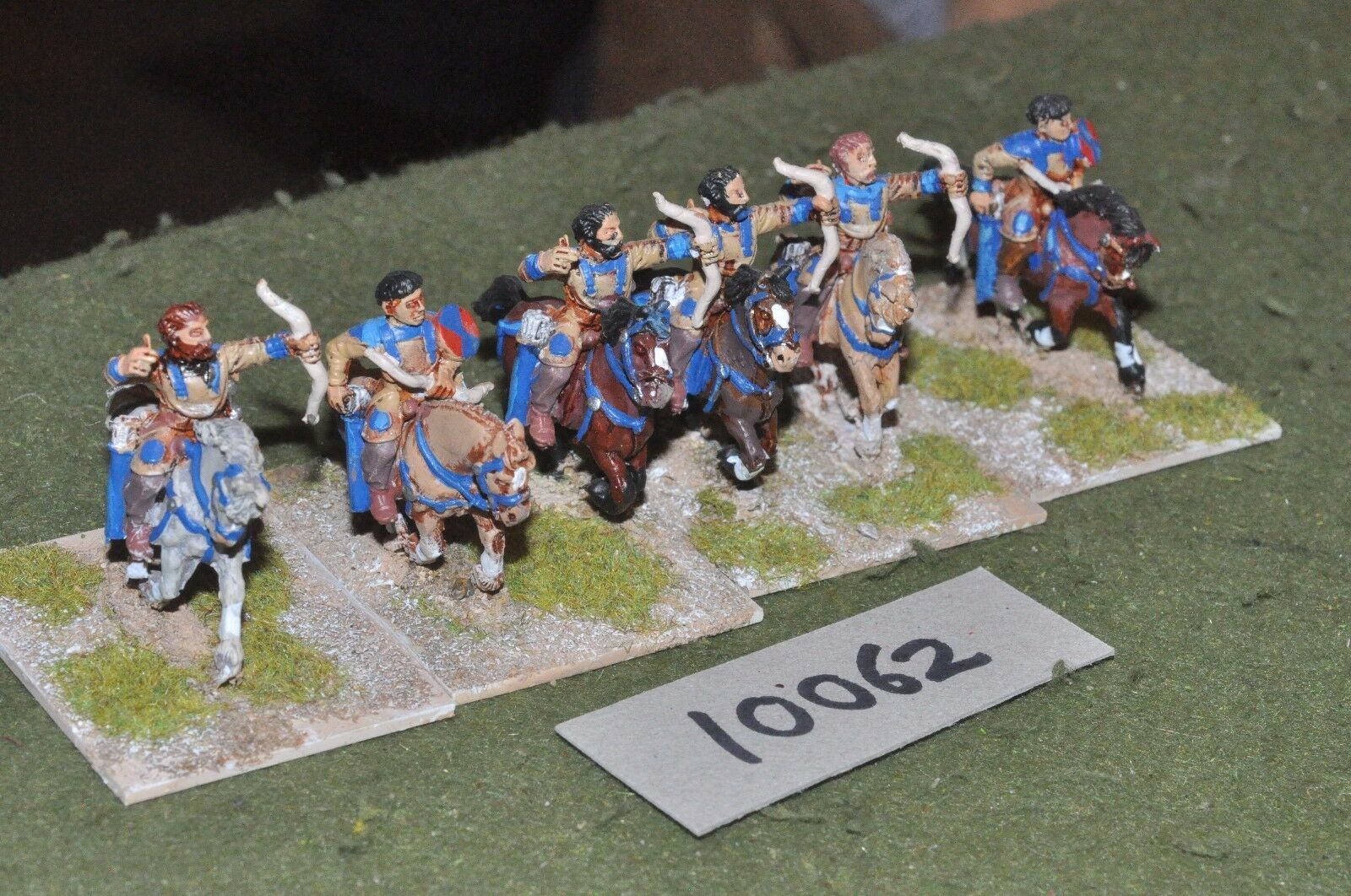 25mm roman era   roman - late cavalry 6 - cav (10062)