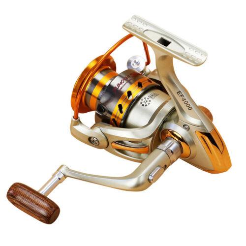 12BB Ball Metal Rocker Bear Saltwater Freshwater Fishing Spinning Reel Spool EH