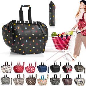 Details zu reisenthel easyshoppingbag Einkaufstasche passt in Einkaufswagen Shopper Beutel