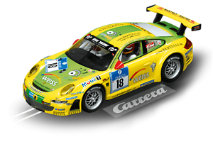 Top Tuning Carrera Digital 132 - Porsche Gt3 Rsr - Manthey Racing like 30609