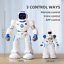 thumbnail 3 - Ruko Smart Robots for Kids, Large Programmable Interactive RC Robot with Voice 4