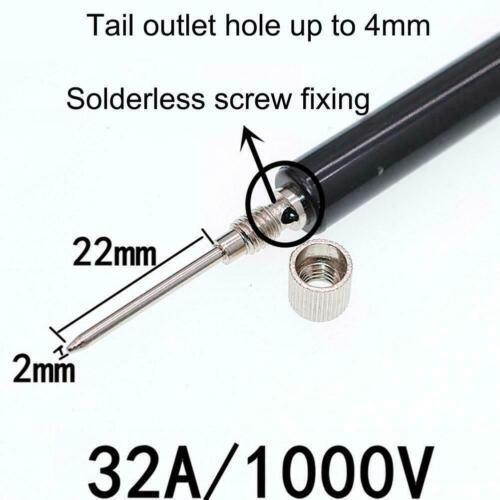 1 PAIR Universal Probe Test Leads Pin For Digital Meter Multimeter