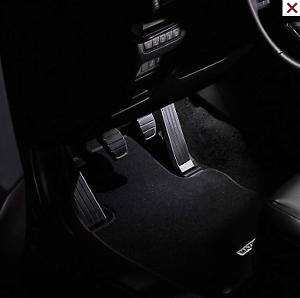 Genuine-Mazda-3-BP-2019-amp-CX30-White-Welcome-Light-Kit