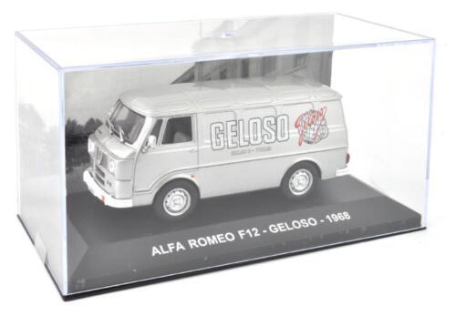 060 ALFA ROMEO F12 1968 scala 1\43 GELOSO