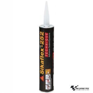 1x-SIKAFLEX-252-Schwarz-Konstruktionsklebstoff-300ml-46-33-1000ml-0023-0039