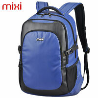 Mixi Multifunctional Business Laptop Computer Backpack Travel Bags Daypack 19''