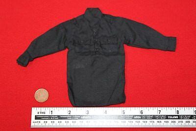 Brand New  Dragon 1//6th Scale German Black Panzer Shirt C32