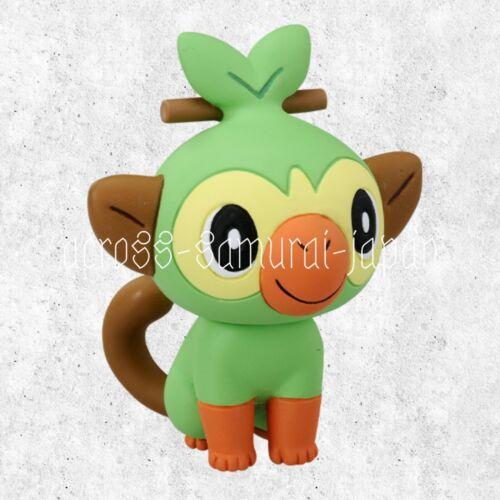 TAKARA TOMY Pokemon MonColle MS-03 Grookey From JAPAN Free Shipping