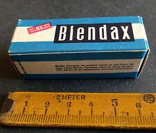 Vecchia scatola di cartone per l'acquisto di caricamento, dentifricio, Blendax è la maggior parte acquistata