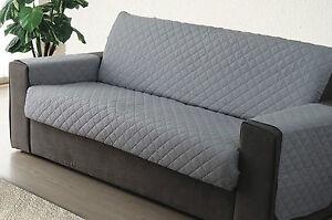 Copridivano 4 posti per divano CON BRACCIOLI, anche per divani RELAX ...