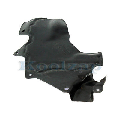 Front Engine Splash Shield For Sentra 07-12 Plastic
