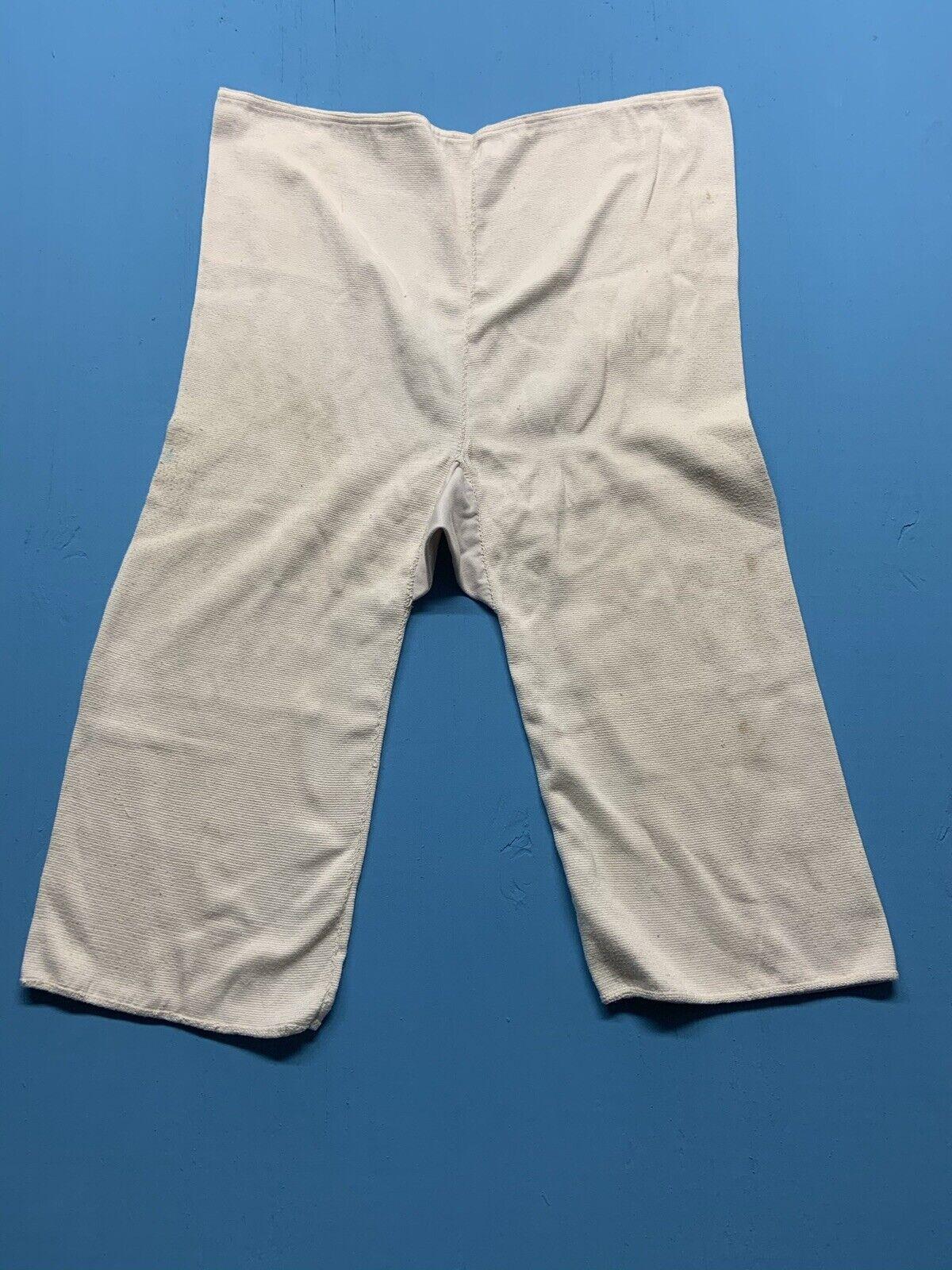 Vintage Primitive Knit Pants Pirate Pantaloons VI… - image 2