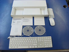 OEM Apple Wireless Keyboard A1314 and Magic Mouse A1296 Bluetooth Wireless