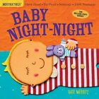 Indestructibles: Baby Night-Night by Kate Merritt, Amy Pixton (Paperback, 2014)