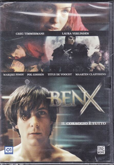 DVD « Benx ~ Ben X » Nuevo 2009