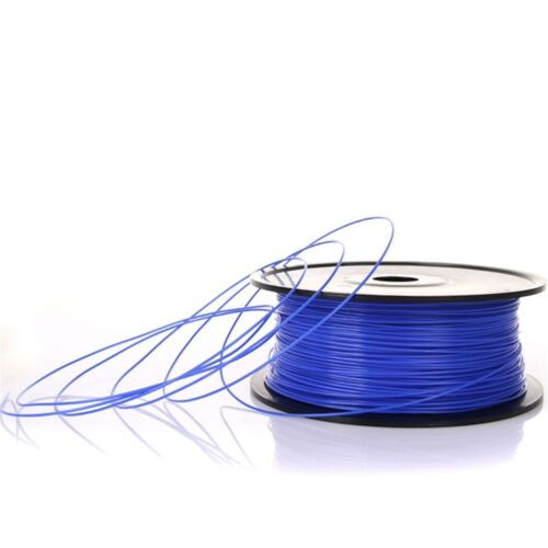 3D-Printer filament ABS//PLA 1.75mm//3.00mm 1 kg for makerbot Huxley leapfrog NEW