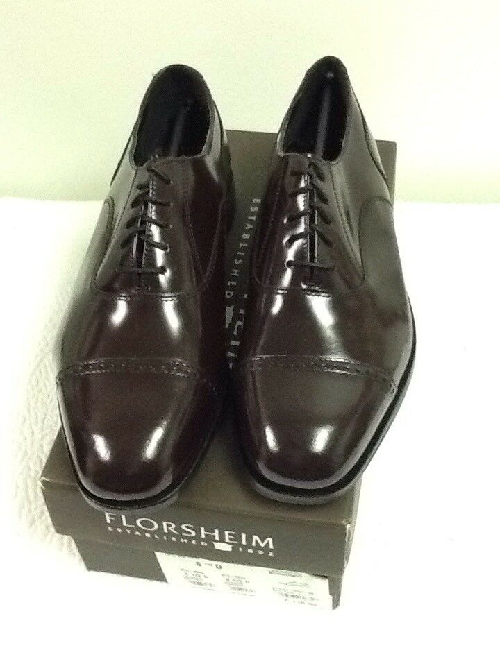 Florsheim Lexington pour homme CAP TOE OXFORD (17067)