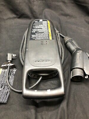 Chevy Volt Charger VOLTEC SAE J17724 CHEVY VOLT PLUG IN EV CHARGER LEVEL 1 EVSE