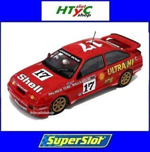 Scalextric-FORD-SIERRA-RS-17-Bathurst-1989-Ferodo-Johnson-Bowe-Superslot-H3740