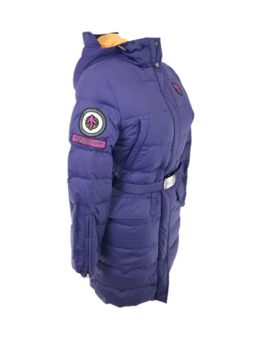 Jacket Femmes Purple Nordkapp Down Long F0tqv