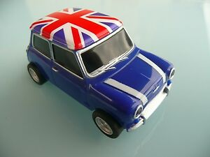 Clé Usb Key Voiture Austin Mini Cooper Auto Flash Drive English 16gb