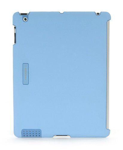 Tucano Magico for iPad 3 Blue Polyurethane hardshell for Apple iPad 3, iPad 2