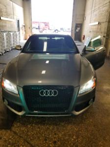 2012 Audi S5 Chrome