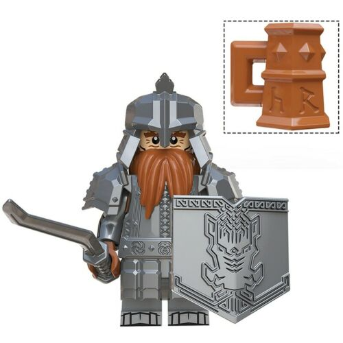 Minifigures Hobbit Game of Thrones Baratheon Movie fits Building Blocks Toys