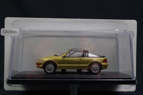 Toyota Sera 1990 1//43 Scale Box Mini Car Display Diecast Vol 98