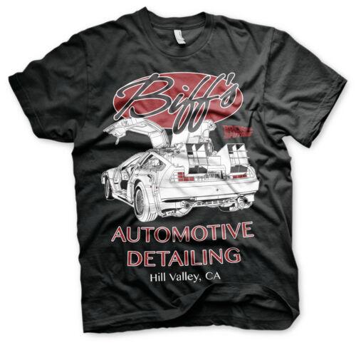 Officially Licensed Biff/'s Automotive Detailing Men/'s T-Shirt S-XXL Sizes