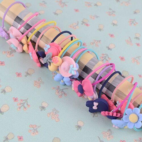 Baby Rope Headwear Elastic Children/'s Headband Hair Ring Hair Rope Rubber Band