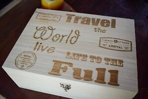 Wooden-Travel-Memory-Box-Personalised-to-Order-Travelling-Gifts-amp-Storage