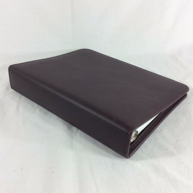 FRANKLIN COVEY/Quest Planner Metal 7 Hole