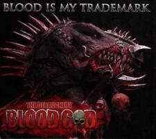 Bloodgod/Debauchery-Blood is my trademark (digipack, 2 CD) NUOVO!