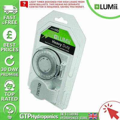 Lumii Plug In Hid Timer 24 Ora Per Grow Light Alimentatori/ventole/kit Di Illuminazione/pompe-ing Kits/fans/pumps It-it