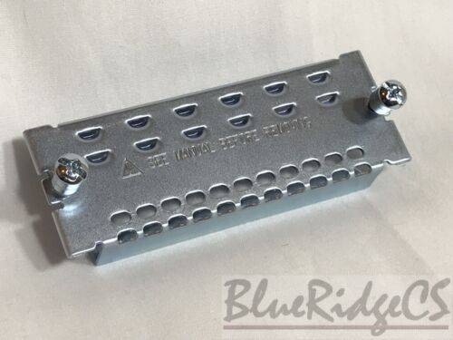 Cisco NIM-BLANK Blank Cover NIM Slot ISR 4400 4300 4000 Routers 700-37545