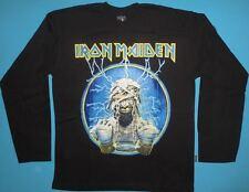 Iron Maiden - Powerslave T-shirt Long Sleeve size L Power Slave