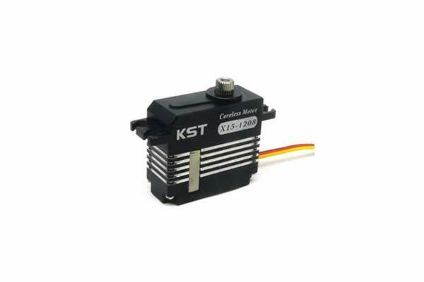 KST X15-1208 Mini Servo cíclico