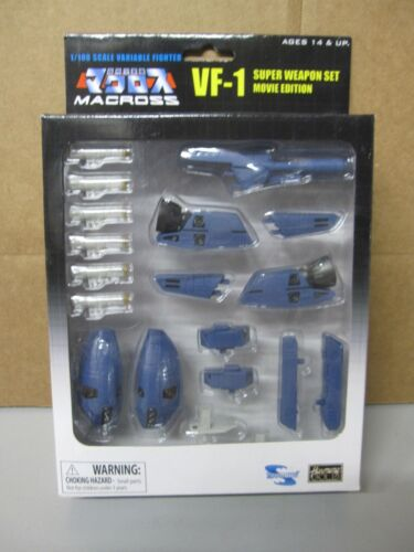 Macross Robotech VF-1 Super arme Armor Set Movie Edition-New in Box
