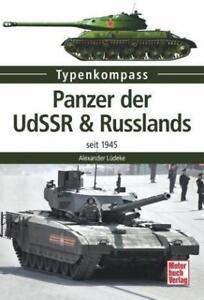 Panzer-der-UdSSR-amp-Russlands-seit-1945-von-Alexander-Luedeke-2016-Taschenbuch