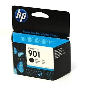 Noir-HP901-HP-original-Imprimante-Cartouche-d-039-encre-901-CC653AE