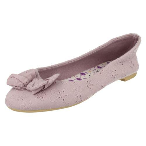 Girls Cutie Slip On Ballerina *Pumps*