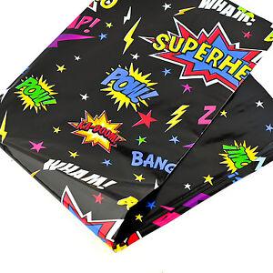 Super-Heros-Nappe-anniversaire-Pique-Nique-Fete-Barbecue-enfant-feuille