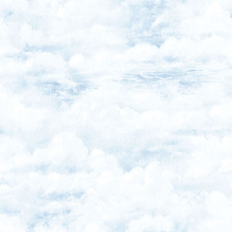 G56426 - Global Fusion Sky White Clouds Galerie Wallpaper